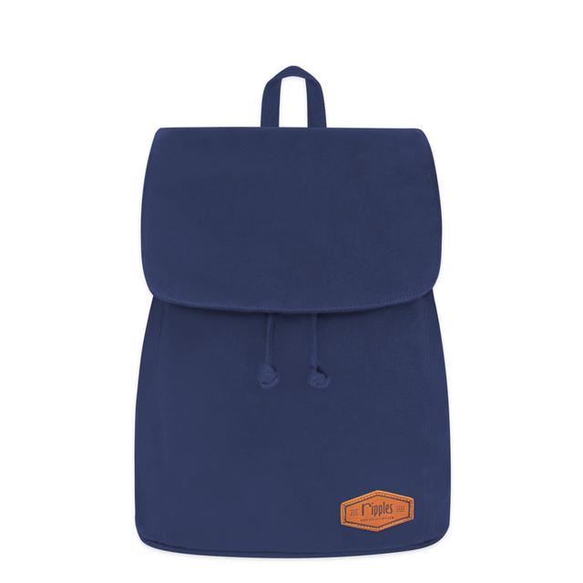 Rayne Basic Ladies Backpack (Navy Blue)