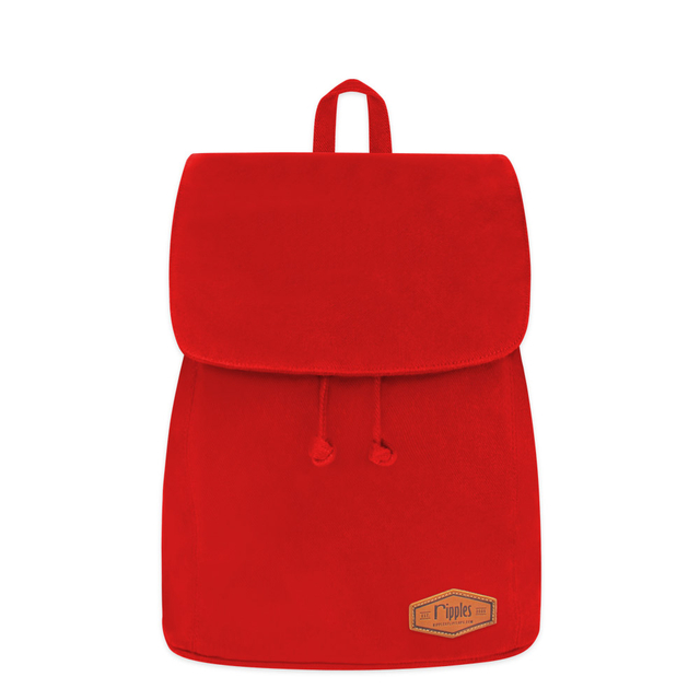 Rayne Basic Ladies Backpack (Red)