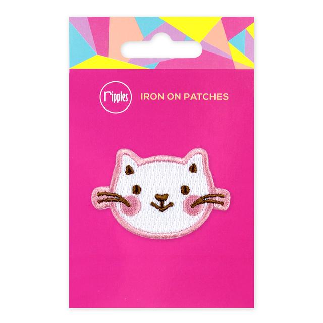 [PROMO] Kitten Iron-On Patch