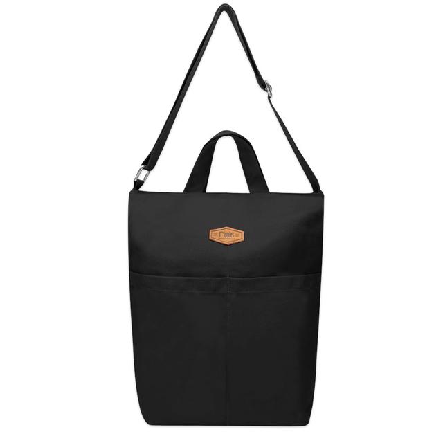 [ Promo ]  Faith Canvas Sling Bag (Black)