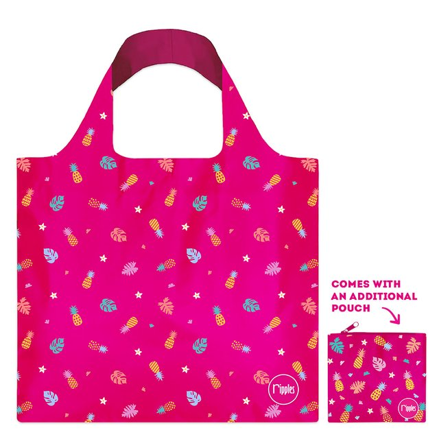 [PROMO] Pineapple Recycle Eco Tote Bag