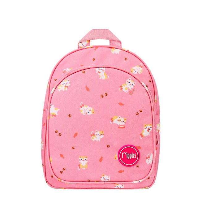 Kittens Kids Backpack (Pink)