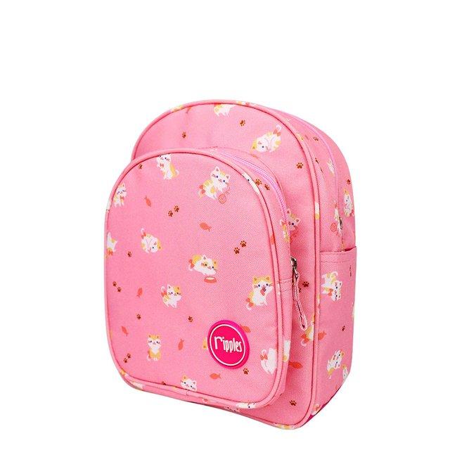 Kittens Kids Backpack (Pink)