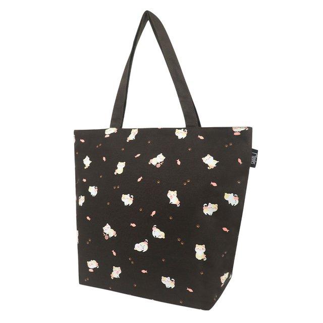 [PROMO] Kittens Tote Bag (Brown)