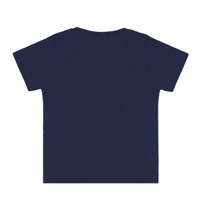 [PROMO] Kids Corgi Dog T-shirts ( Blue )