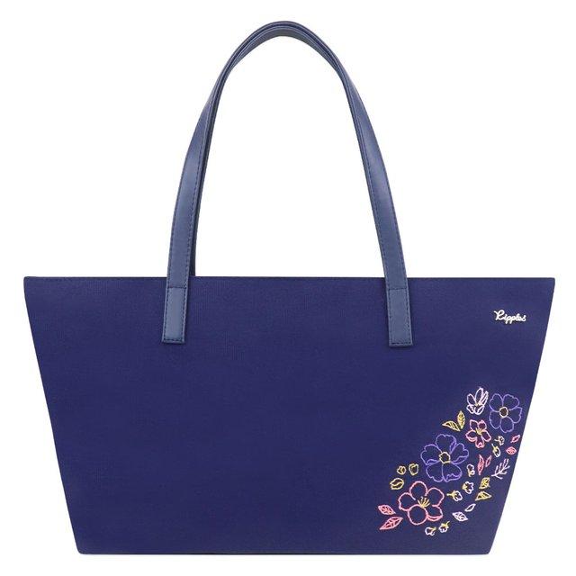 Avery Handbag (Navy Blue)
