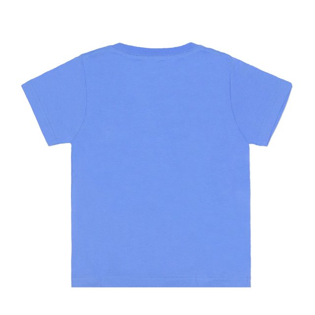 [PROMO] Kids Animal Donut Kitten T-shirts ( Blue )