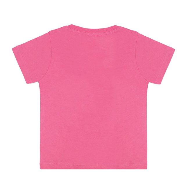 [PROMO] Kids Animal Donut Rabbit T-shirts ( Pink )